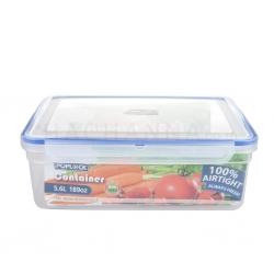 กล่องเก็บอาหาร Pop Lock# 9123 (900 มล)