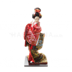 Japanese Decorating Doll 14 inches