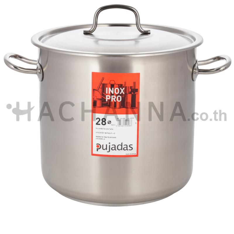 Pujadas Stainless Steel Saucepot