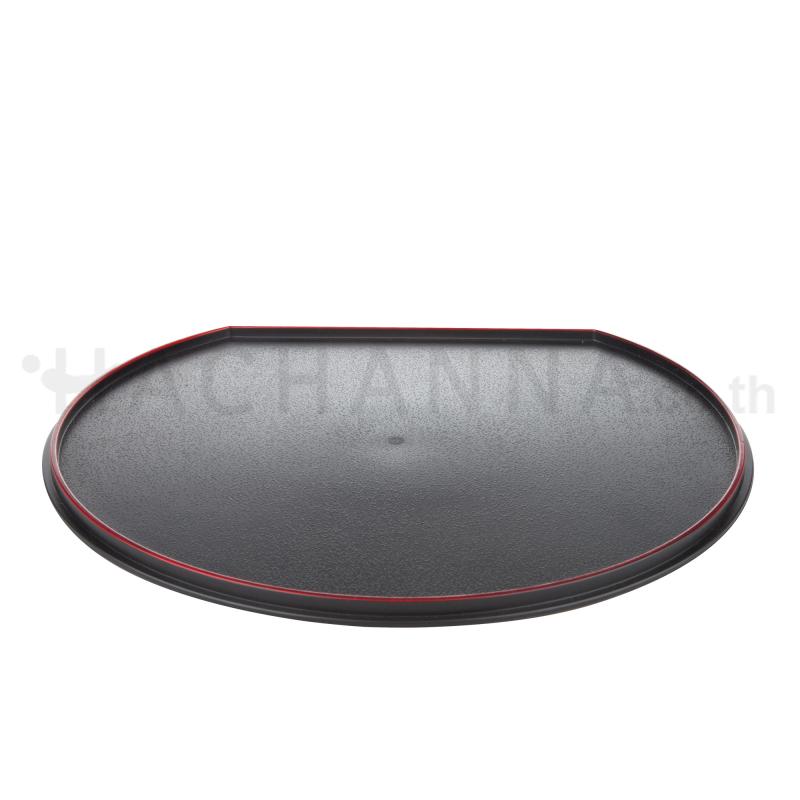 Fan-Shaped Tray