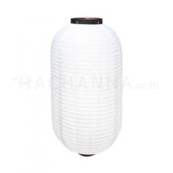 """12"""" Japanese Lantern (White)"""