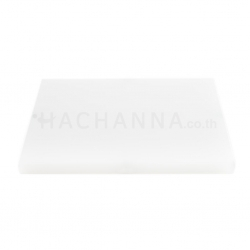 High-grade Cutting Board 30x60x2 cm (White)
