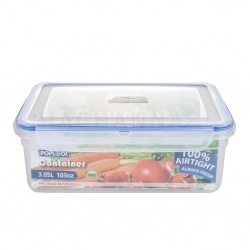 Food Container Pop Lock #9135 (4,600 ml)