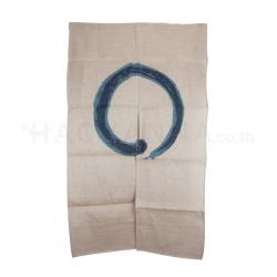 Maru Japanese Curtain (Noren) 850 x 1500 mm.