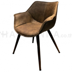 Brown nano chair