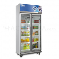 Haier Beverage Cooler 2 Door SC-1400PCS2