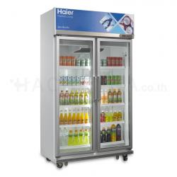 Haier Beverage Cooler 2 Door SC-1700PCS2 LED