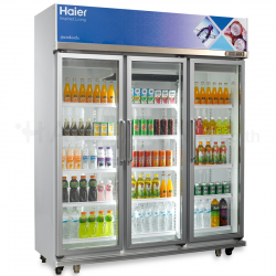 Haier Beverage Cooler 3 Door SC-2100PCS3
