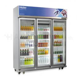 Haier Beverage Cooler 3 Door SC-2600PCS3
