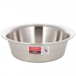 Zebra stainless basin 40 cm